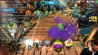 ABE Surprise Stream - Angry Birds Evolution