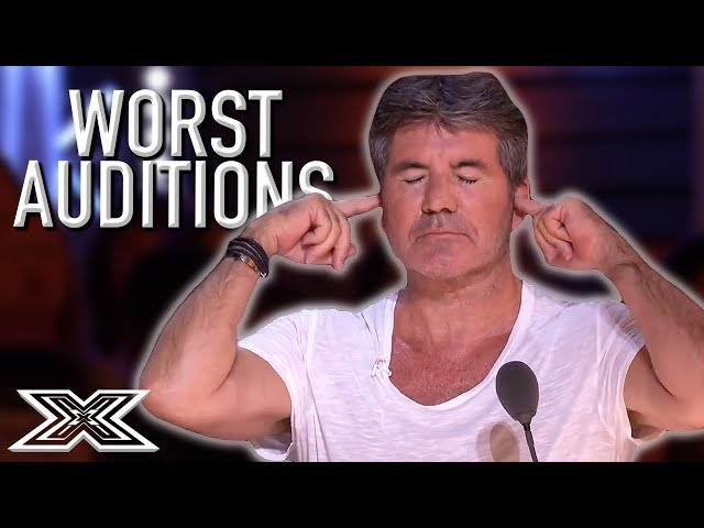 WORST AUDITIONS On The X Factor UK 2018!   X Factor Global