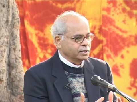 Lecture Series  Cultural Roots Of Communalism - Prof. K.N. Panikkar