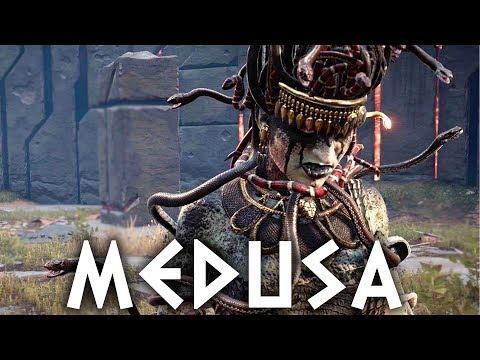 Assassin's Creed Odyssey Gameplay Walkthrough - MEDUSA BOSS thumbnail