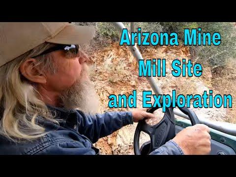 Arizona Mine And Mill Tour