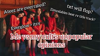 Download Kpop unpopular opinions: me vs my cult
