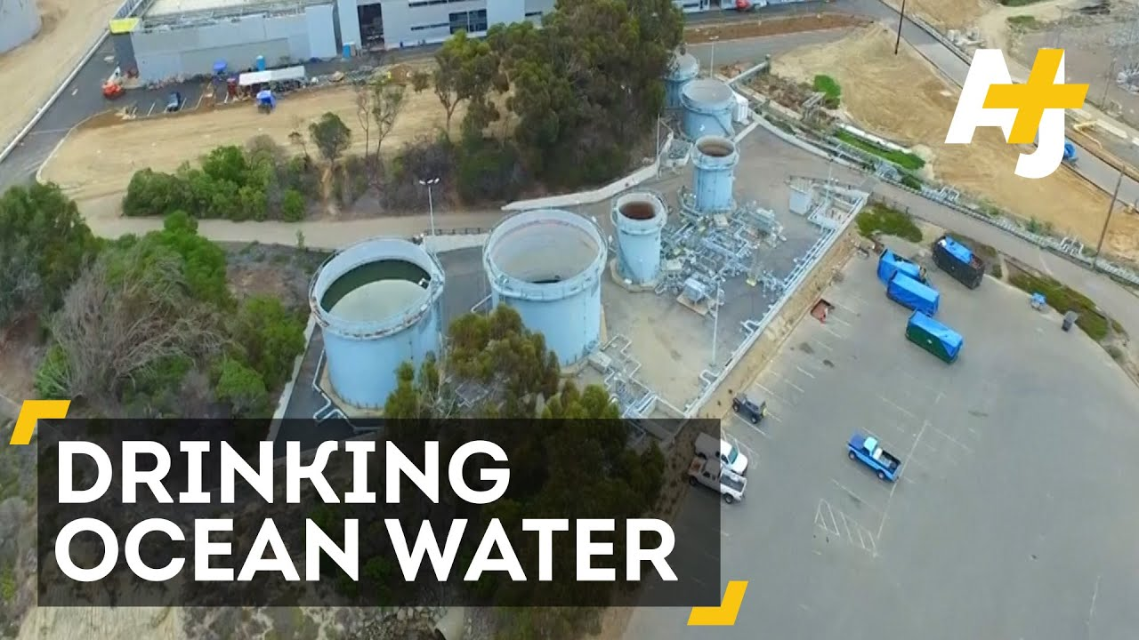 Drinking Ocean Water The st Desalination Plant In North