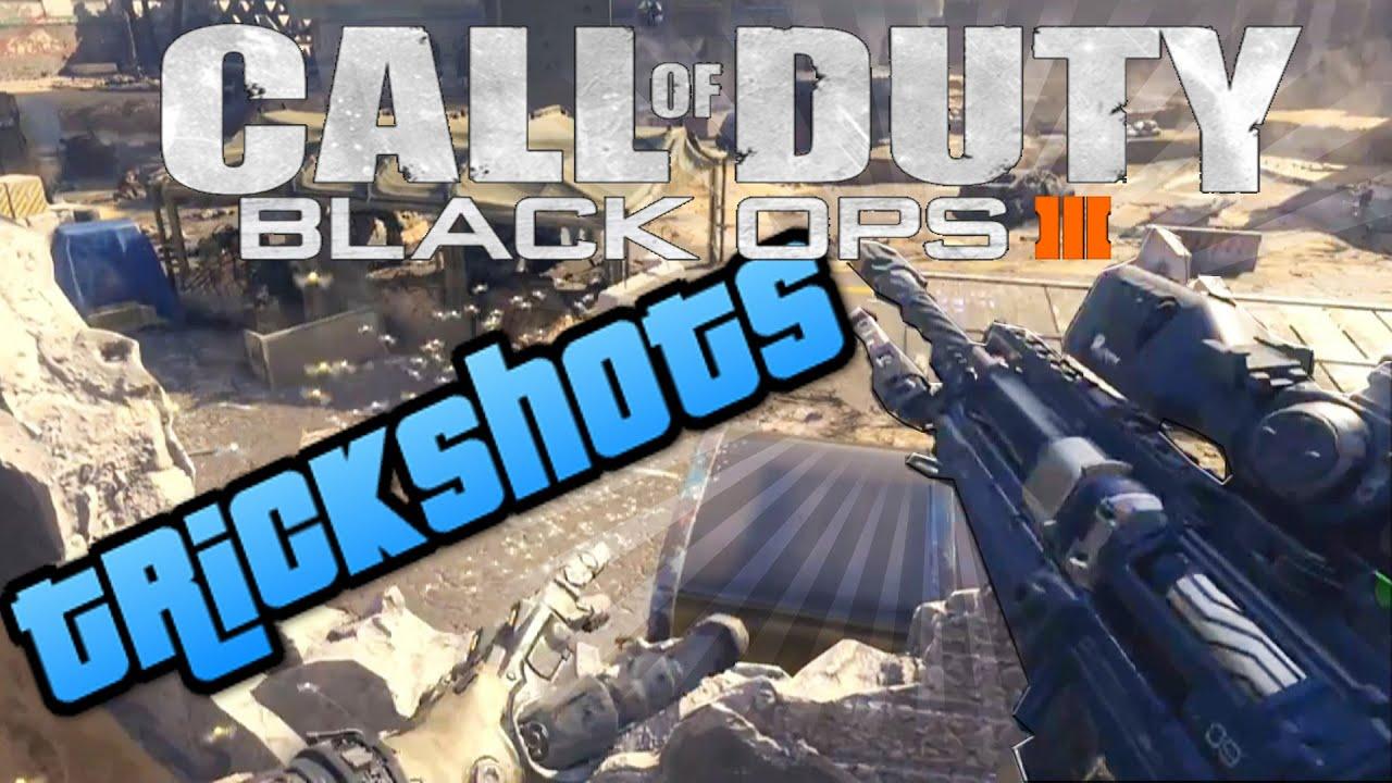 Black Ops 2 Trickshot Reaction Amazing - Year of Clean Water