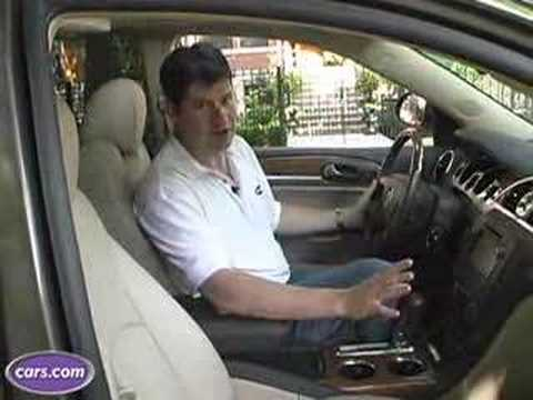 2008 Buick Enclave: Cars.companion/ Interior - YouTube