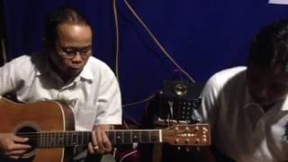 Guitar Ngọc tân - Đức Tính hòa tấu guitar