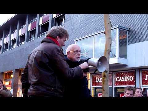 Pastoor Ed van Berge - Jan Hamming en veiling