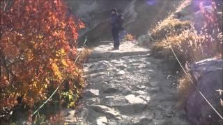 立山①(みくりが池→雄山):10年に1度の美しい紅葉