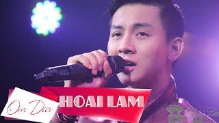 Đổi thay - Hoài Lâm | Fancam Live - Swing Lounge 16082015