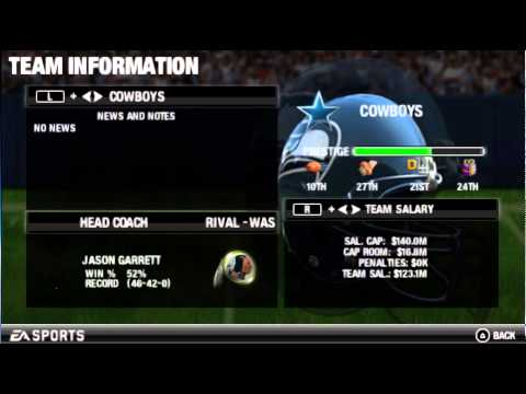 Madden 12 with madden 13 roster and how you can get this youtube.