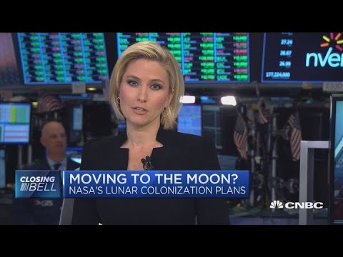 NASA increasing funding, looking to colonize moon by 2028