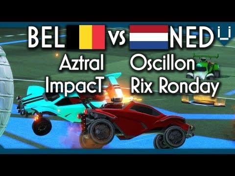 Belgium vs Netherlands   2v2 Rocket League thumbnail
