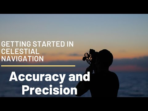 Getting Started in Celestial Navigation (Precision)