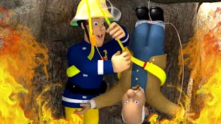 Fireman Sam US 🚒 The Upside Down Rescue 🔥Funniest Moments 🔥Kids Movie