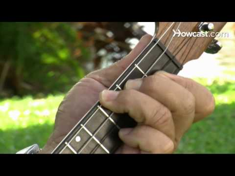 how to play a b flat chord | ukulele lessons