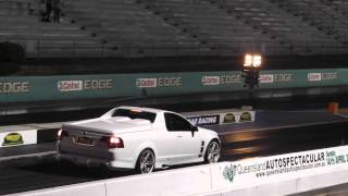 Raelene beats FPV GT in her Elite Auto Enhanced HSV Maloo