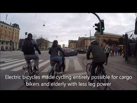 """Capital of Bicycling"" = Copenhagen"