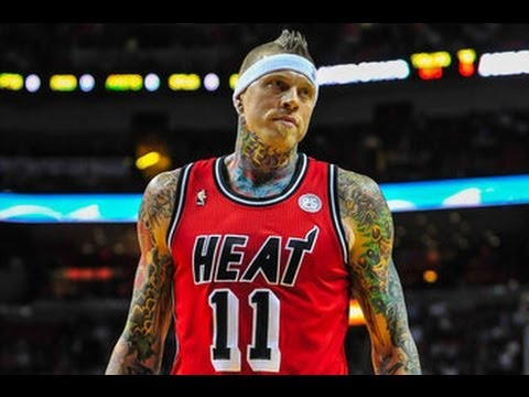 Chris 'Birdman' Andersen Miami Heat 2012-13 Highlight Mix