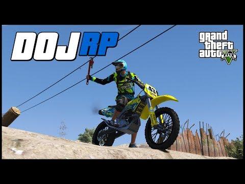 GTA V  DOJ - Episode 28 - Moto-Mayhem