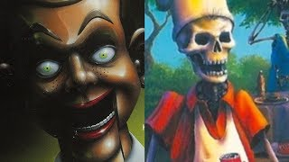 Top 10 Best Episodes of Goosebumps | blameitonjorge