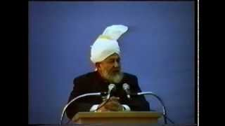 Friday Sermon 30 September 1994