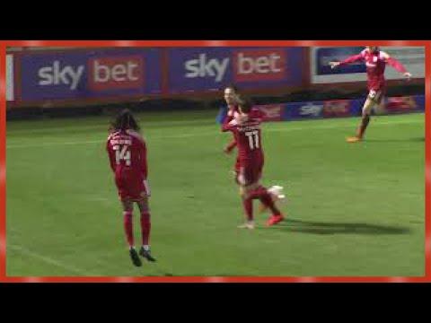 Accrington Hull Goals And Highlights