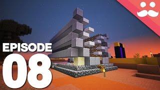 Hermitcraft 4: Episode 8 - The ILLEGAL Automatic Tree Farm