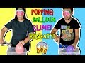 SLIME SCOPPIANDO PALLONCINI BENDATA BLINDFOLD POPPING BALLOON SLIME Iolanda Sweets mp3