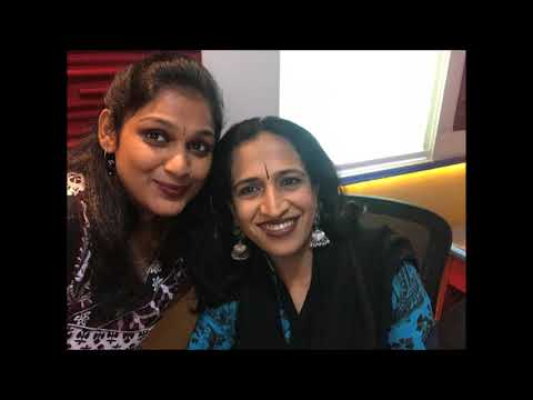 radio interview with Sarah RJ  for Saaral tamil fm 89.4