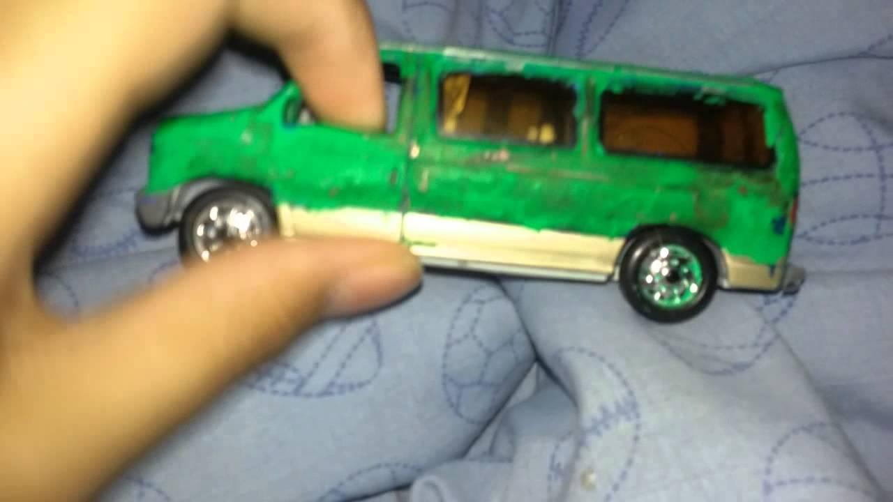 Ford Escape 0 60 >> My Diecast Toy, Ford Econoline Club Wagon - YouTube