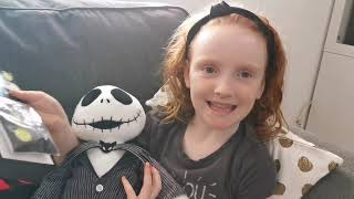 2020 Jack Skellington Scentsy Muneca Review En Español | Nightmare Before Christmas Gifts