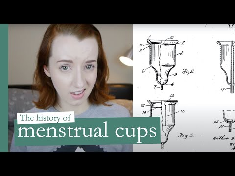The History of Menstrual Cups
