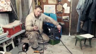 видео Сварочный аппарат для алюминия
