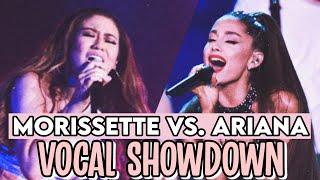 Ariana Grande vs. Morissette Amon | The Vocal Showdown