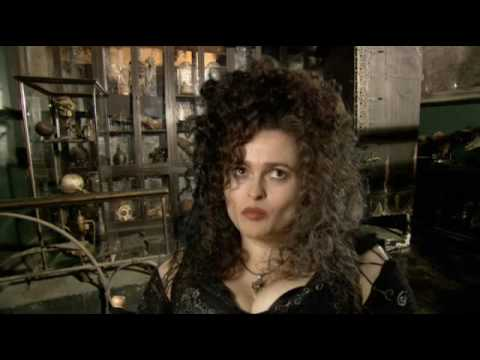 Harry Potter and the Half Blood Prince Interview - Helena Bonham Carter