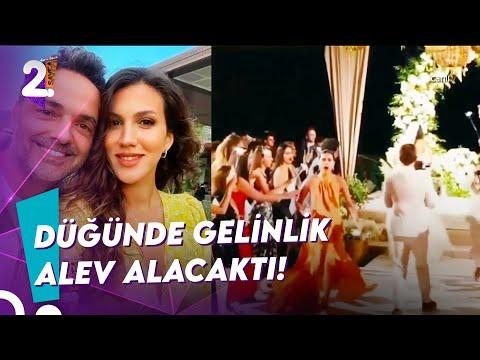 Arda Türkmen ve Melodi Elbirliler Evlendi   Müge ve Gülşen'le 2. Sayfa 9. Bölüm