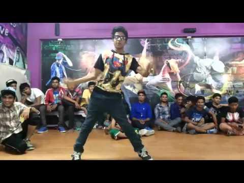 Akshay pal liquid popping king freestyle video