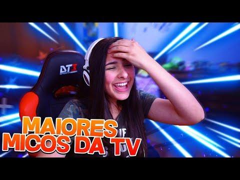 OS MAIORES MICOS DA TELEVISÃO BRASILEIRA!