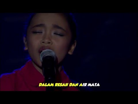 Ceria Popstar 2016: [KARAOKE] Dalili 'Rapuh'