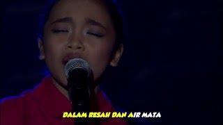 Ceria Popstar 2016: [KARAOKE] Dalili