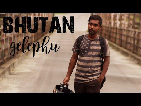 ON THE WAY TO GELEPHU (BHUTAN) motovloging| BISHAL DAS