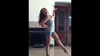 Dancing to she ain