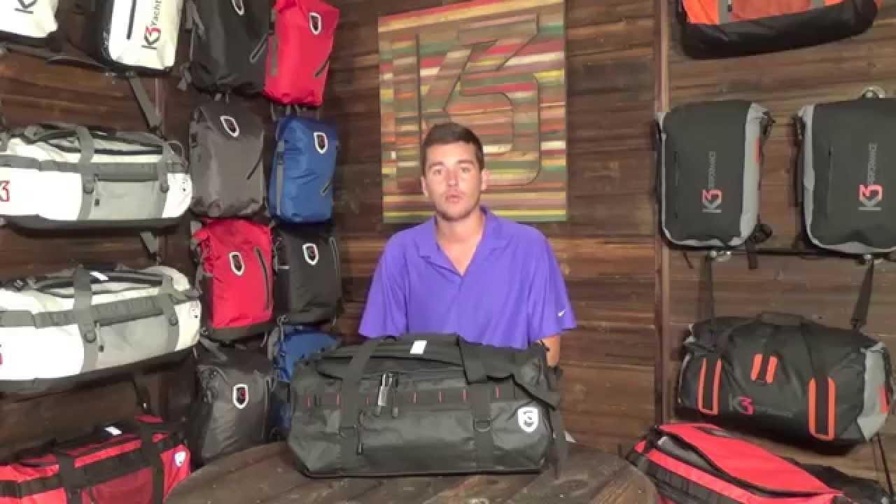 K3 Excursion Duffle Bag