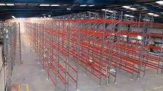 Pallet Racking Installation - AR Pallet Racking - BSE UK