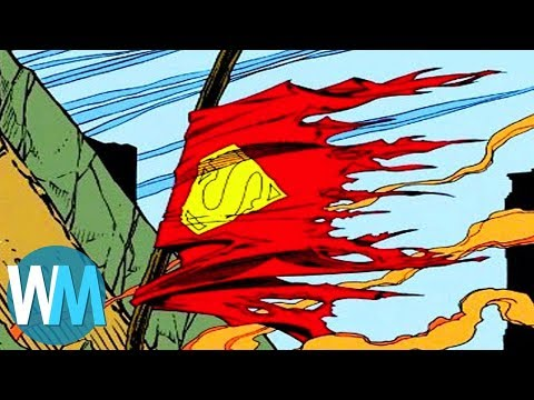 """""""The Death of Superman"""" Story Arc Explained"""
