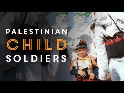 Glorifying Palestinian child soldiers