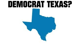 Will Texas Go Blue in 2020?
