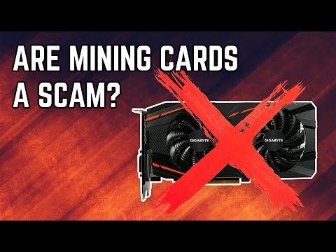 """ARE """"MINING GRAPHICS CARDS"""" A SCAM?!?!?"""