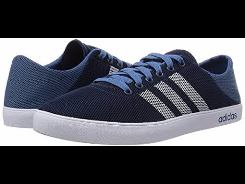 unboxing revisione scarpe adidas vs facile, te f99173 del mare su youtube
