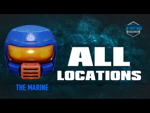 The Marine Locations Payday 2 Trophy